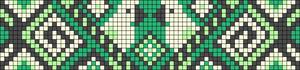 Alpha pattern #52974 variation #100585