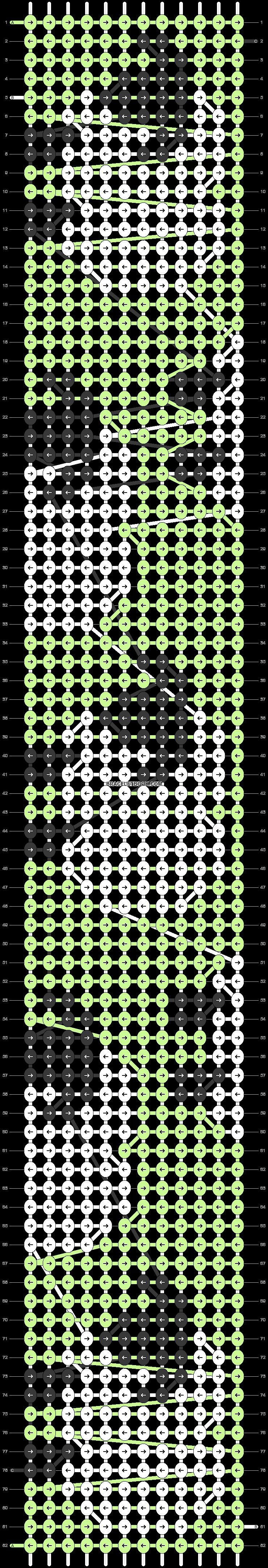 Alpha pattern #53921 variation #100652 pattern