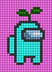 Alpha pattern #57479 variation #100877