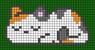 Alpha pattern #53614 variation #100910