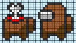 Alpha pattern #57501 variation #100983