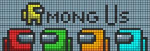 Alpha pattern #53766 variation #101011