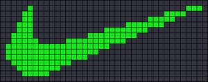 Alpha pattern #8582 variation #101025