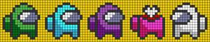 Alpha pattern #56957 variation #101058