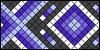 Normal pattern #57614 variation #101174