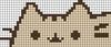 Alpha pattern #13127 variation #101323