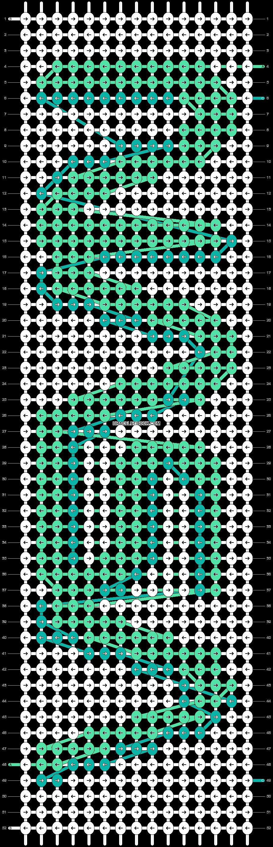 Alpha pattern #57624 variation #101345 pattern