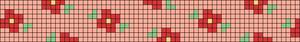 Alpha pattern #21241 variation #101364