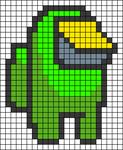 Alpha pattern #57734 variation #101370