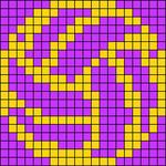 Alpha pattern #26645 variation #101371