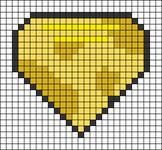 Alpha pattern #57515 variation #101376