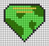 Alpha pattern #57515 variation #101378
