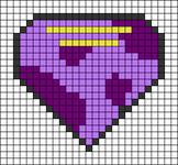 Alpha pattern #57515 variation #101379
