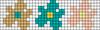 Alpha pattern #35808 variation #101418