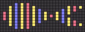 Alpha pattern #50105 variation #101440