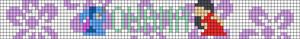 Alpha pattern #42059 variation #101450