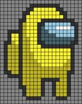 Alpha pattern #57533 variation #101454