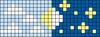 Alpha pattern #57086 variation #101540