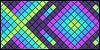 Normal pattern #57614 variation #101621