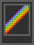 Alpha pattern #44052 variation #101653