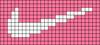Alpha pattern #5248 variation #101662