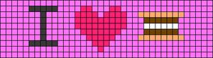 Alpha pattern #46204 variation #101738