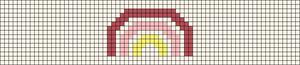 Alpha pattern #54001 variation #101762