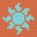 Alpha pattern #36226 variation #101779