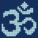 Alpha pattern #11797 variation #101863