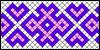 Normal pattern #26051 variation #101887