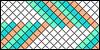 Normal pattern #2285 variation #102018