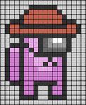 Alpha pattern #56178 variation #102049