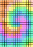 Alpha pattern #44950 variation #102055