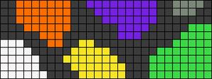 Alpha pattern #57950 variation #102076