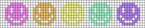 Alpha pattern #13491 variation #102108
