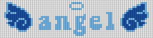 Alpha pattern #57959 variation #102142