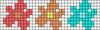 Alpha pattern #35808 variation #102254