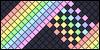 Normal pattern #15454 variation #102321