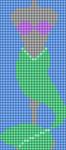 Alpha pattern #57138 variation #102358