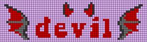 Alpha pattern #57958 variation #102359