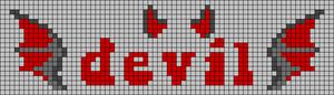 Alpha pattern #57958 variation #102360