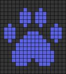 Alpha pattern #58032 variation #102368