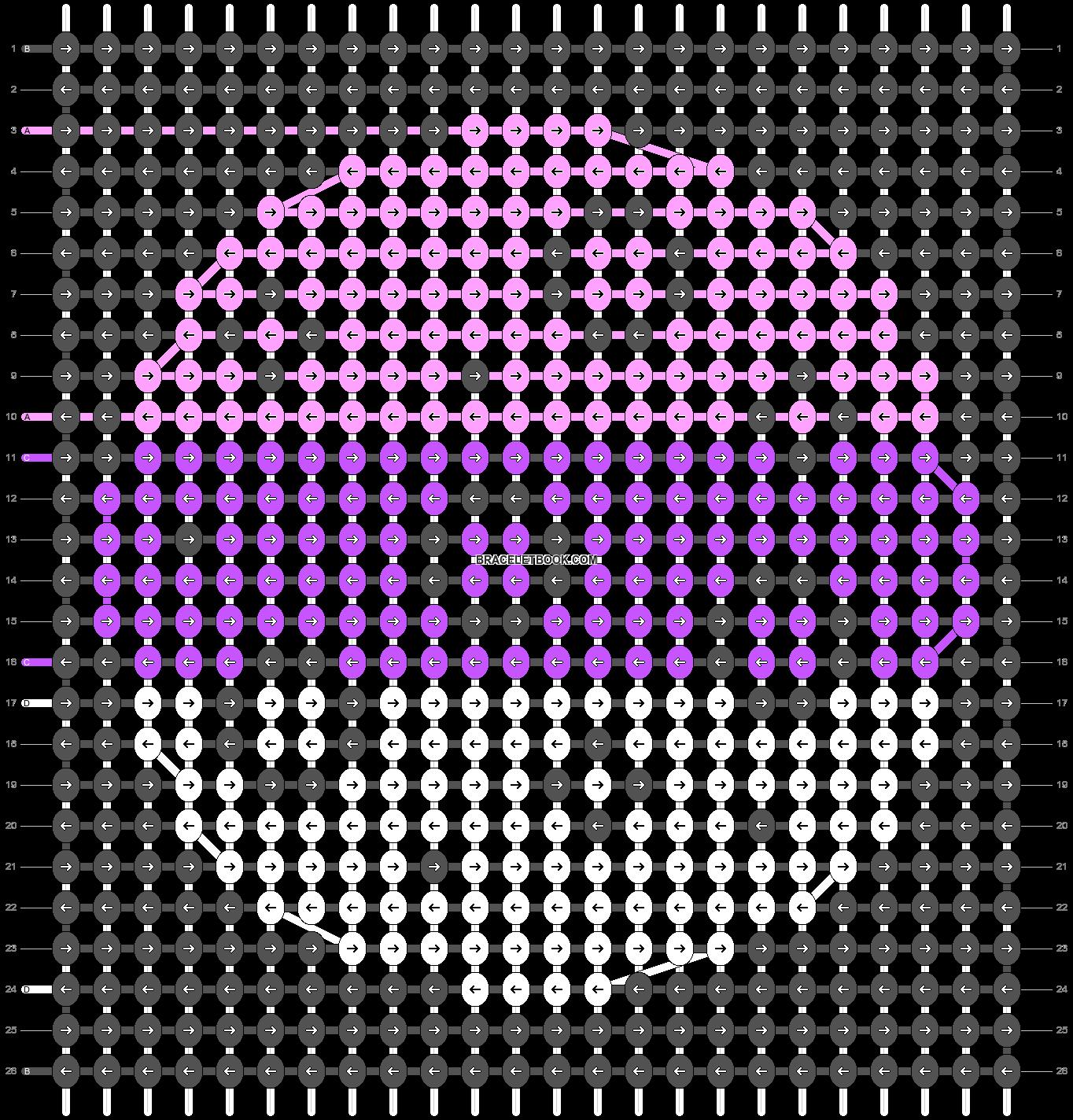 Alpha pattern #44713 variation #102370 pattern