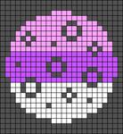 Alpha pattern #44713 variation #102370