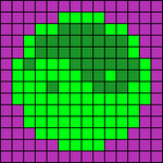 Alpha pattern #8938 variation #102373