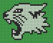 Alpha pattern #54166 variation #102375