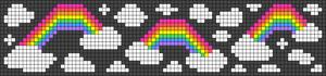 Alpha pattern #57920 variation #102451