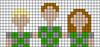 Alpha pattern #55149 variation #102487