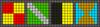 Alpha pattern #9487 variation #102489