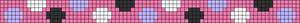 Alpha pattern #56140 variation #102495